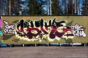 Psyke - April 2011 by Aamukaksi