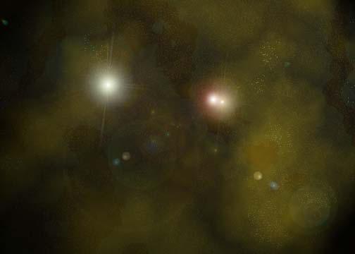Starfield by DRayKenobi