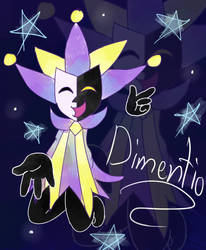 Dimentio by Candy-Swirl