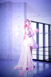 Lacus Clyne by Queen-Orange