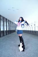 Sayaka Maizono by Queen-Orange