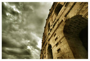 El Jem by PendulumPhotography