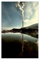 Evolution and Pollution by PendulumPhotography