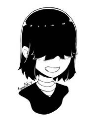 Lucy Loud by AmonZone