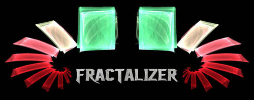 Fractalizer Mug With Fractal by LordShenlong
