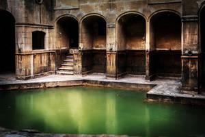 The Sacred Pool by LostChemist