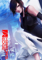 Faith - Mirror's Edge Catalyst by Aquashe
