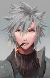 Smoke by Aquashe