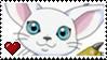 Gatomon stamp by FortunaDraken