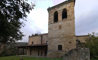La Penilla's church by wasge