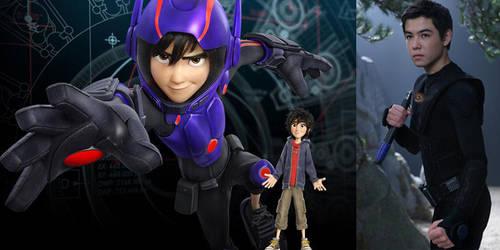Big Hero 6 Hiro by Alyzza12Ong