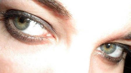 eyes by wickedwolfy