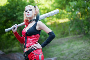 Harley Quinn 1 by KinslayeR13
