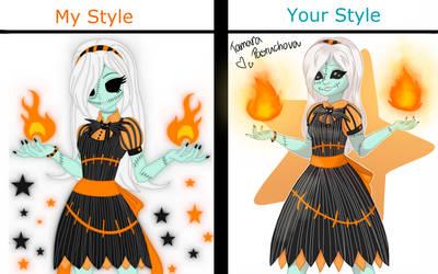 let me set u on fire by TamaraPastuchova