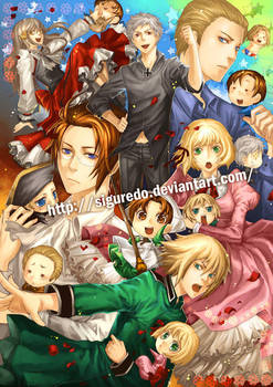 APH - Austria family by siguredo