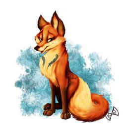 Sexy Fox by KaotikJuju