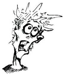 Farin screams cartoon by krysyonysh