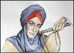 Chief Eunuch by krysyonysh