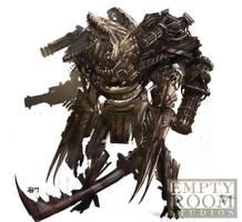 CT: Dragonborn 4000 by NgJas