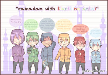 ramadan with kisedai by pindanglicious