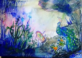 EnchantedDawn by DeliaSullivan