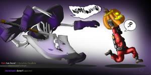 Halloween Update by ewered
