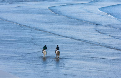 Morning Beaches by anseo1985