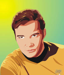 Star Trek - Captain James Kirk by Yukicz