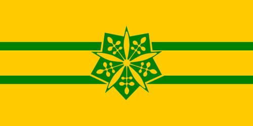 Alt Flag - Principality of Manchuria by AlienSquid