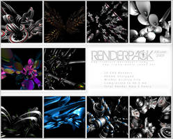 C4D RenderPack 4 by JDLuxe