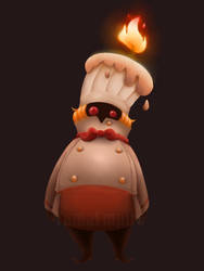 Hell's Chef [Gregory Horror Show] by TamaCorp