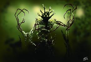 Reaper King by WillMorenoArt