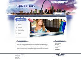 St.Louis Public Schools Design by incognitoWolfe