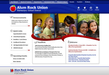 Alum Rock School Site by incognitoWolfe