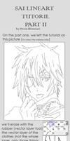 SAI lineart tutorial - part II - NO TABLET NEEDED by Dokan-Kuwabara