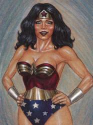 Wonder Woman by Edi-The-Mad