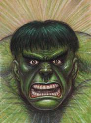 Hulk smash! by Edi-The-Mad