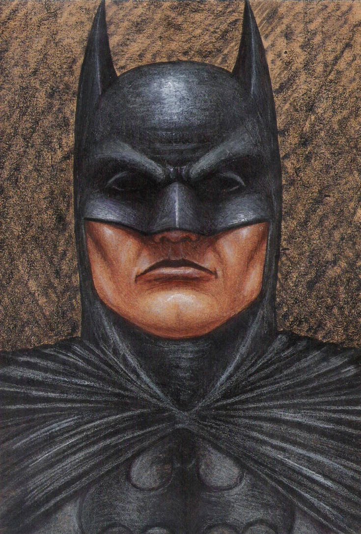 The Dark Knight by Edi-The-Mad
