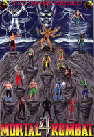 Mortal Kombat 4 by Edi-The-Mad