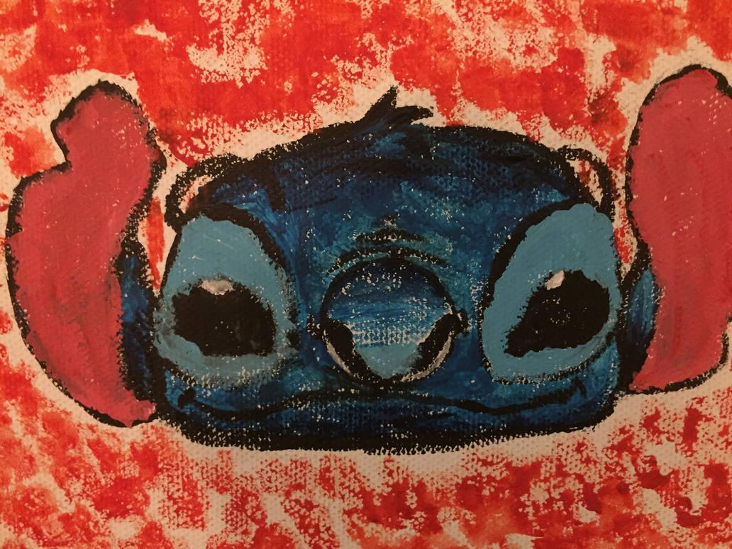 Stitch by whiteseal13