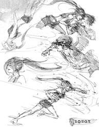 Raging feelings by Shuri-sama