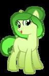 Green pony [Closed] by Samvanuno