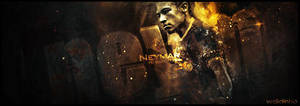 Neymar barcelona by WALIDINHOOO