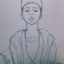 zico sketch by TheZeel