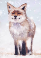 Snow Doge by onionrider