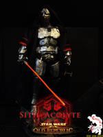 Sith Acolyte by CalvinsCustom