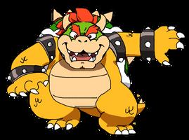 Good Ol' King Of Koopas by DrakoNekoshi