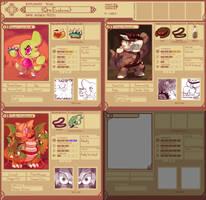 PMD-Unity - Explorers Team - Ore Explorers by DrakoNekoshi