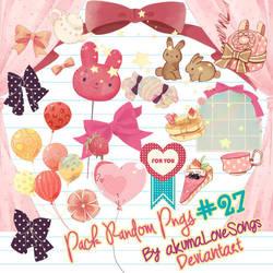 Pack #27 pngs by akumaLoveSongs