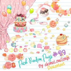 Pack #29 pngs by akumaLoveSongs